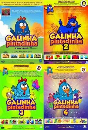 Galinha Pintadinha 1, 2, 3 e 4 - Todos os Filmes Torrent Download