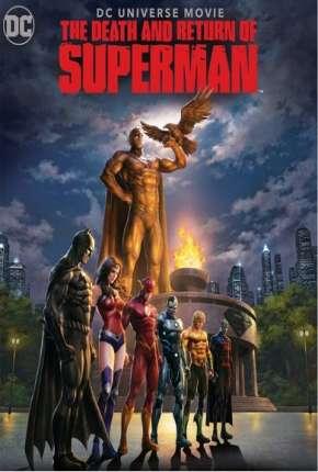 A Morte e o Retorno do Superman BluRay Torrent Download