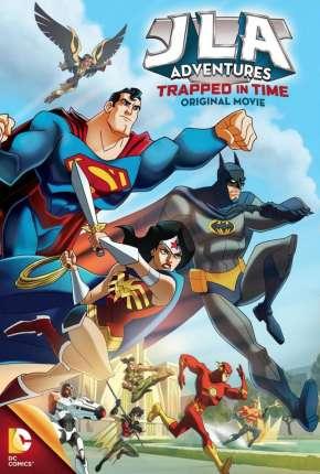 As Aventuras da Liga da Justiça - Armadilha do Tempo Torrent Download