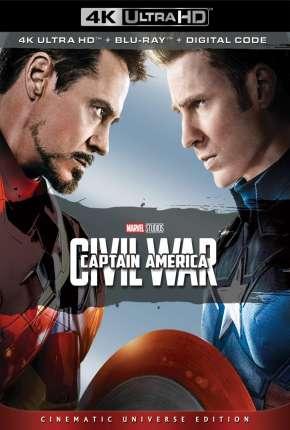 Capitão América - Guerra Civil 4K Remux Torrent Download