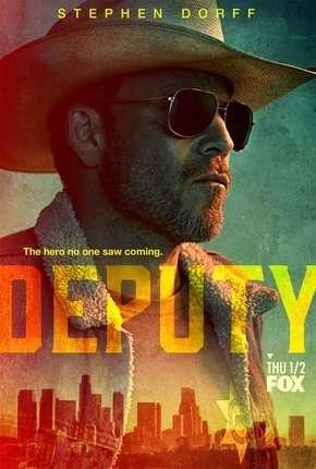 Deputy - 1ª Temporada Legendada Torrent Download