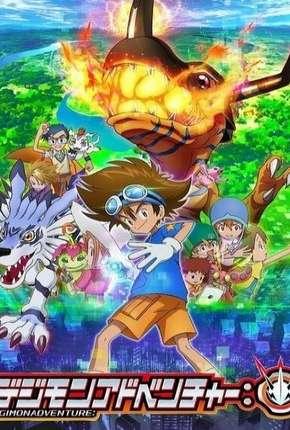 Digimon Adventure - 1ª Temporada - Legendado Torrent Download