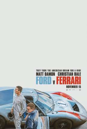 Ford vs Ferrari Torrent Download