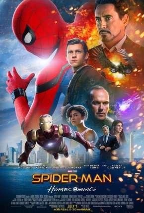 Homem-Aranha - De Volta ao Lar + Extras Remux Torrent Download