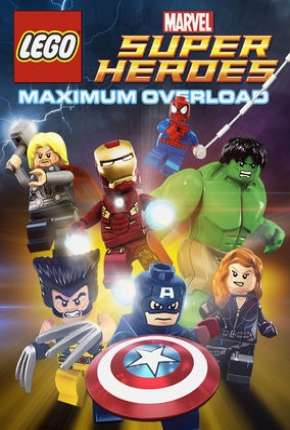LEGO Marvel Super-Heróis - Sobrecarga Máxima Torrent Download