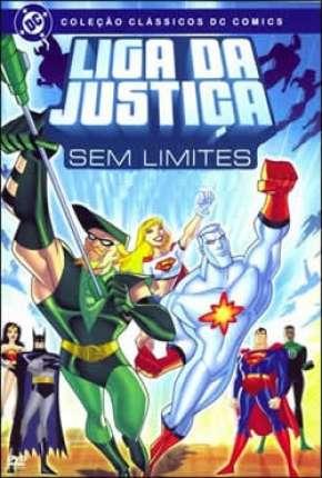 Liga da Justiça Sem Limites - Completo Torrent Download