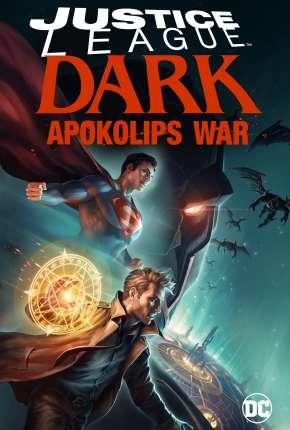 Liga da Justiça Sombria - Guerra de Apokolips - Legendado Torrent Download