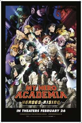 My Hero Academia: Ascensão dos Heróis - Legendado Torrent Download