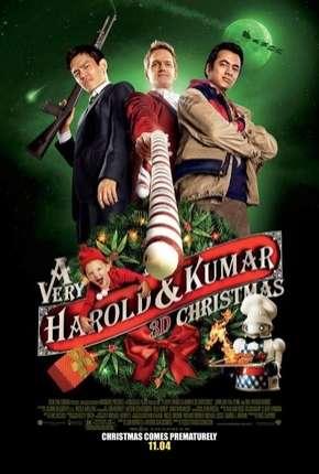 O Natal Maluco de Harold e Kumar Torrent Download