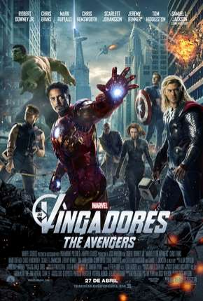 Os Vingadores 60 FPS Torrent Download