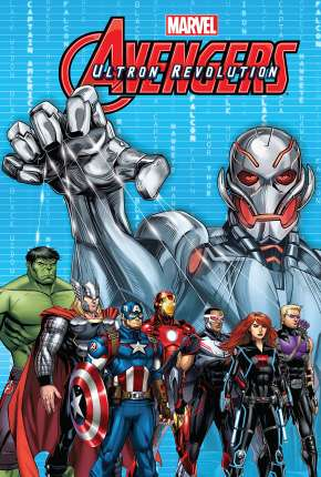 Os Vingadores da Marvel - A Revolução de Ultron Torrent Download