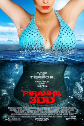 Piranha 2 Torrent Download