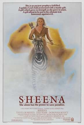 Sheena - A Rainha das Selvas Torrent Download