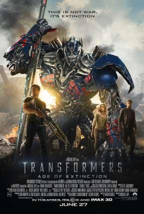 Transformers - A Era da Extinção - IMAX Torrent Download