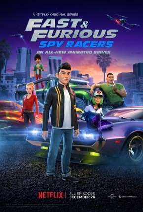 Velozes e Furiosos - Espiões do Asfalto - 1ª Temporada Completa Torrent Download