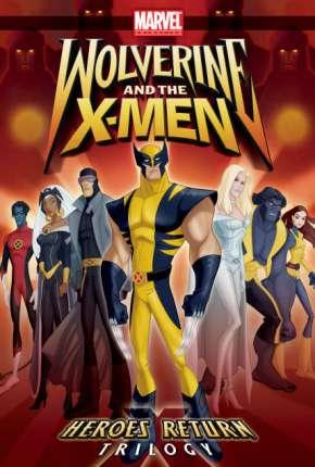 Wolverine e os X-Men - 1ª Temporada Torrent Download