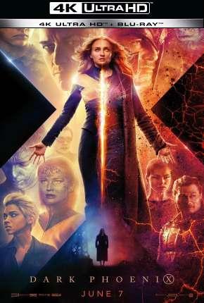 X-Men - Fênix Negra - 4K Torrent Download