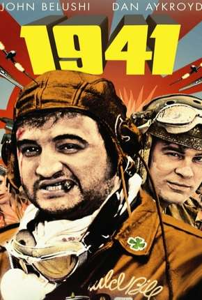 1941 - Uma Guerra Muito Louca BluRay Torrent Download
