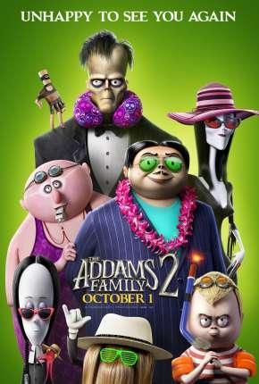 A Família Addams 2 - Pé na Estrada - Legendado Torrent Download
