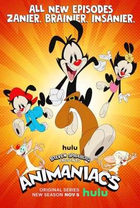 Animaniacs - 1ª Temporada Completa - Legendado Torrent Download