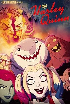 Arlequina - Harley Quinn 1ª Temporada Completa Torrent Download