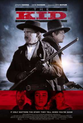 Billy The Kid - O Fora da Lei Torrent Download