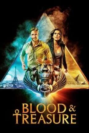 Blood e Treasure - 1ª Temporada Torrent Download