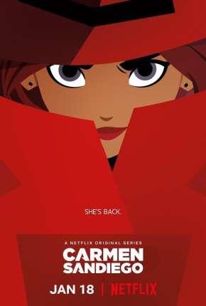 Carmen Sandiego - 3ª Temporada Completa Torrent Download