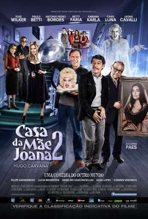 Casa da Mãe Joana 2 Nacional Torrent Download