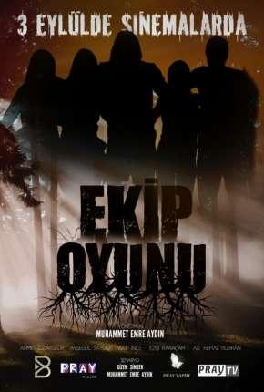 Ekip Oyunu - CAM - Legendado Torrent Download