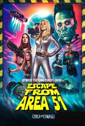 Escape from Area 51 - Legendado Torrent Download