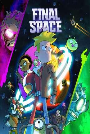 Final Space - 3ª Temporada - Legendado Torrent Download
