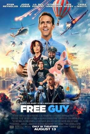 Free Guy - Assumindo o Controle Torrent Download