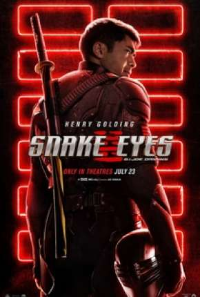 G.I. Joe Origens - Snake Eyes - CAM - Legendado Torrent Download