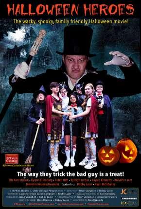 Halloween Heroes - Legendado Torrent Download