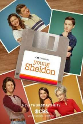 Jovem Sheldon - 5ª Temporada Legendada Torrent Download