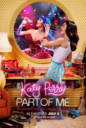 Katy Perry - Part of Me - Legendado Torrent Download