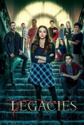 Legacies - 3ª Temporada Torrent Download