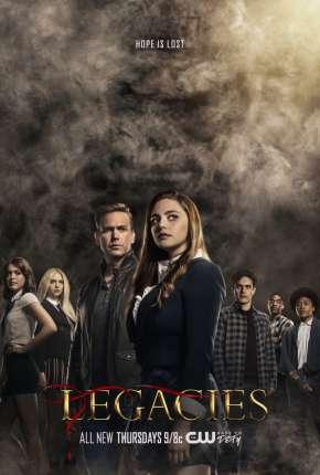 Legacies - 3ª Temporada Legendada Torrent Download