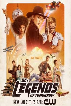 Legends of Tomorrow - Lendas do Amanhã 6ª Temporada Completa Legendada Torrent Download