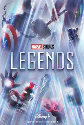Lendas da Marvel - 1ª Temporada Legendada Torrent Download