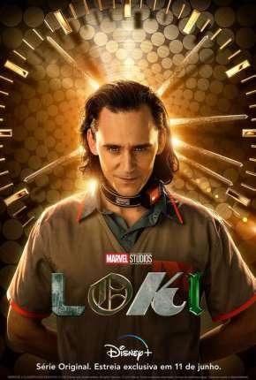 Loki - 1ª Temporada Completa Torrent Download