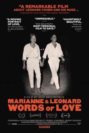 Marianne e Leonard - Palavras de Amor Torrent Download