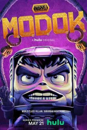 M.O.D.O.K. - 1ª Temporada Completa - Legendado Torrent Download