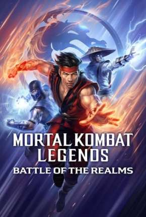 Mortal Kombat Legends - A Batalha dos Reinos Torrent Download