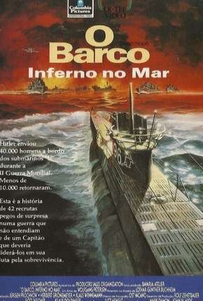 O Barco - Inferno no Mar Torrent Download