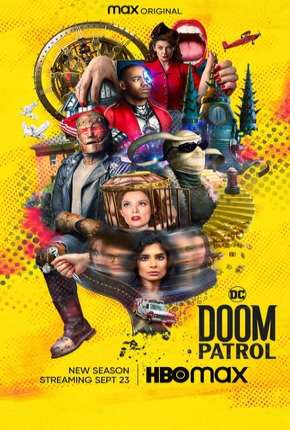 Patrulha do Destino - Doom Patrol 3ª Temporada Torrent Download
