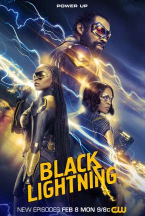Raio Negro - 4ª Temporada Torrent Download