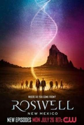 Roswell, New Mexico - 3ª Temporada Torrent Download