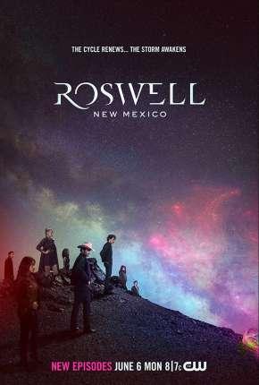 Roswell, New Mexico - 3ª Temporada Legendada Torrent Download